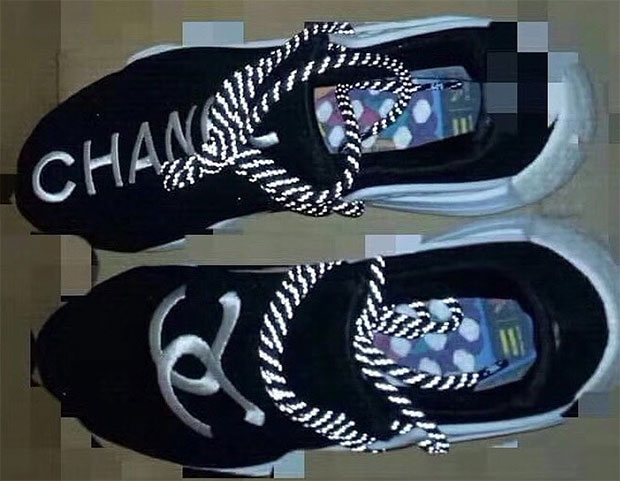 best loved 6fd60 6b286 Chanel x Pharrell x adidas NMD Human Race | SneakerNews.com