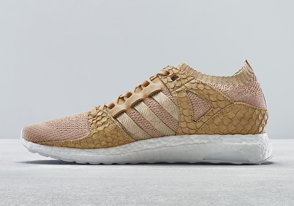 cheaper 2d0d2 d29d1 Pusha T adidas EQT Support Ultra Brown Bodega Babies ...