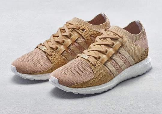 "Pusha T And adidas Originals Present The EQT Support Ultra ""Bodega Babies"""