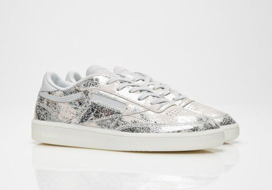 Reebok Classics To Release Icons With Textured Metallic Uppers