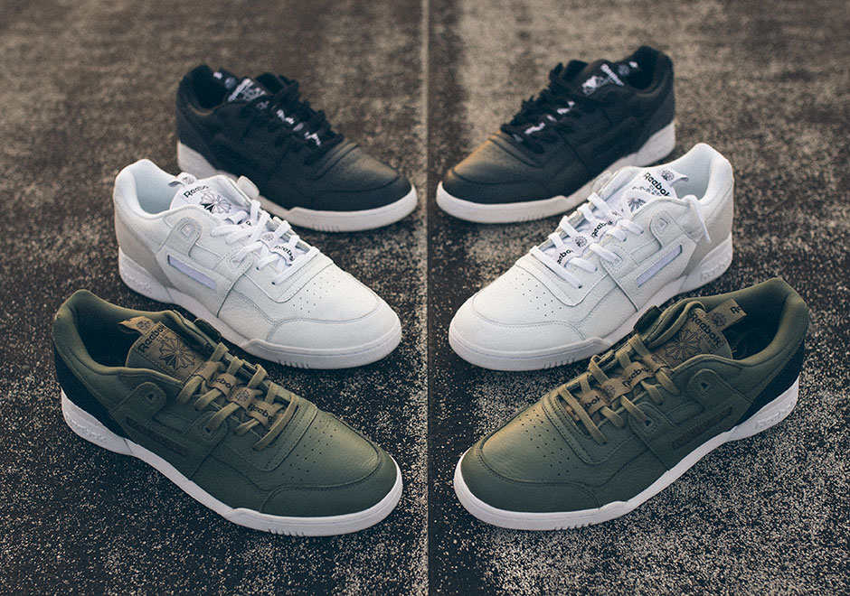 9acc2c831019 Part of this brand announcement is a new campaign around the ATL-based  hip-hop star and the Reebok Workout Plus EG  five colorways of the shoe are  available ...