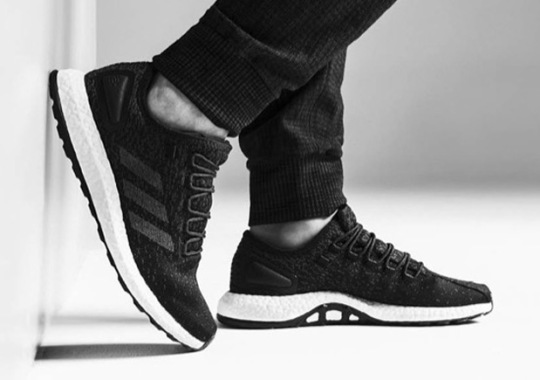 Reigning Champ And adidas Are Releasing Another BOOST Sneaker This Saturday