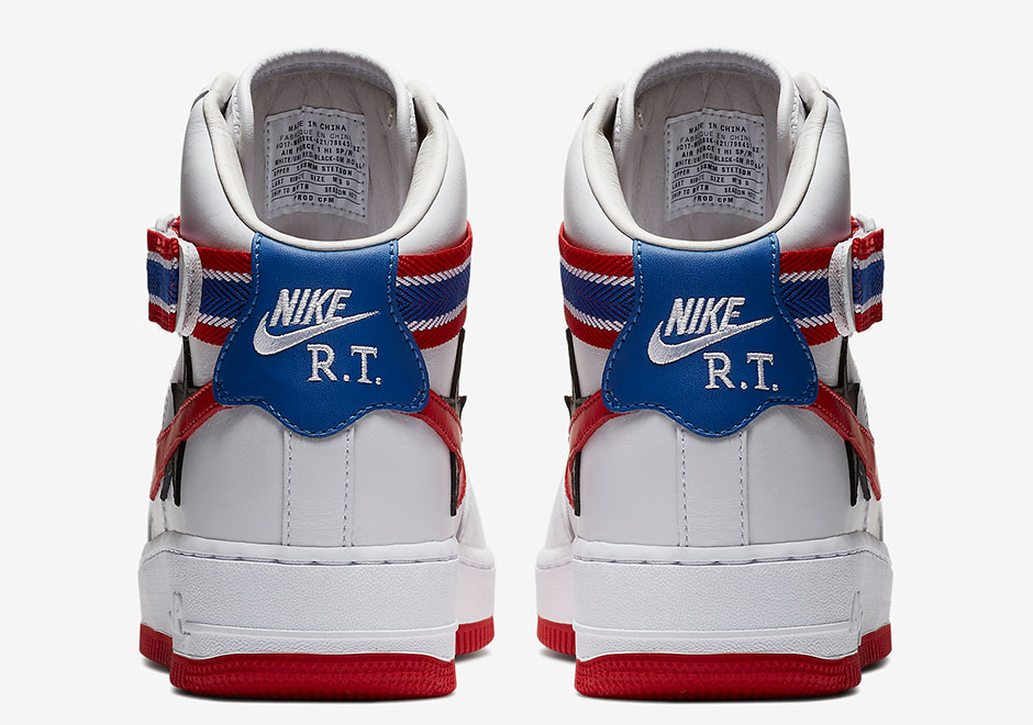 Air Force 1 High AVAILABLE AT Nike Release Date October 12th, ...