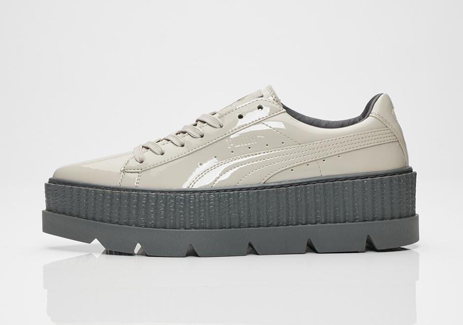 release date: 45df4 8ad9f Rihanna Puma Creeper Pointy Toe Release Info | SneakerNews.com