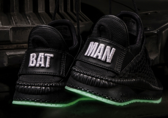 Shoe Palace Joins Forces With The Justice League and Puma For Epic Collection