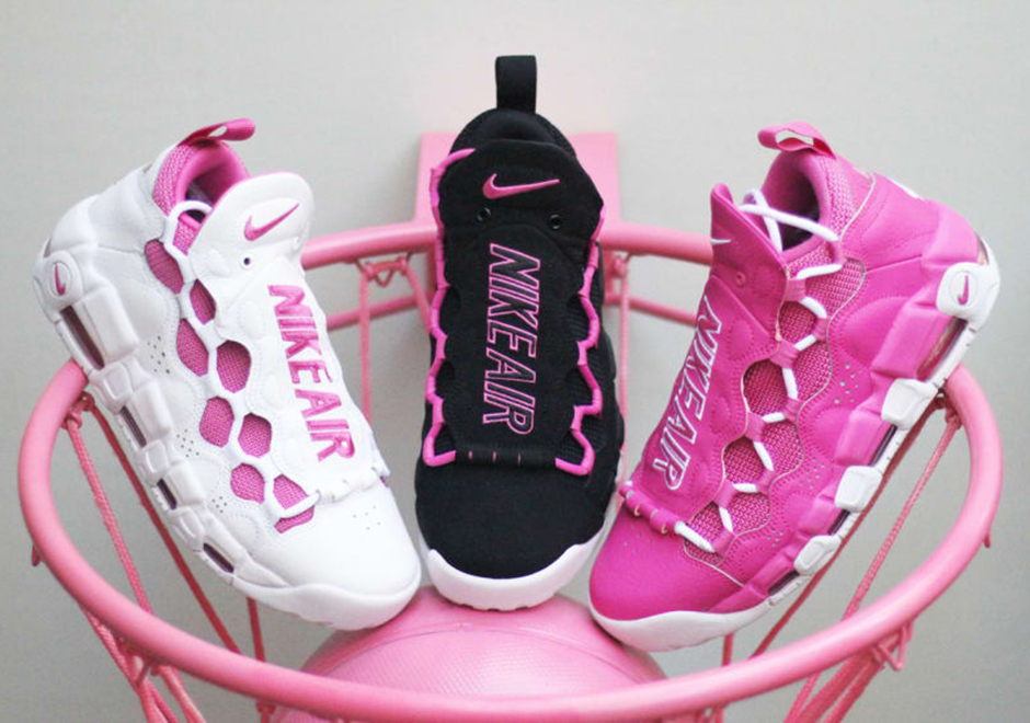New Jersey sneaker shop Sneaker Room has created their own breast cancer  awareness releases via NIKEiD the last two years 3abdaca03