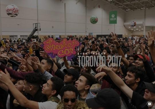 Sneaker Con Toronto Breaks International Attendance Records