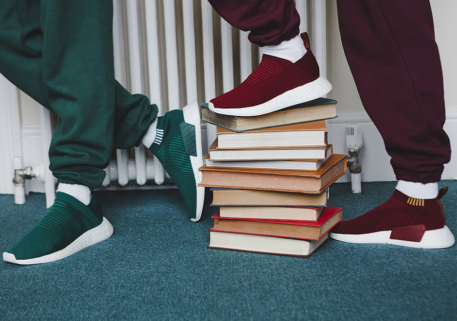 """Sneakersnstuff Presents The adidas NMD CS2 """"Class Of 99"""" Pack"""