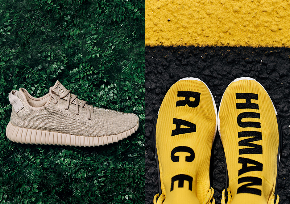 Social Status Aiming To Raise $100,000 Donation For Hurricane Relief With adidas NMD/Yeezy Raffle
