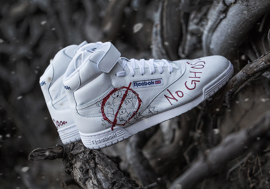 66378a1684ee Stranger Things And BAIT To Release Ghostbusters Inspired Reebok Shoe To  Celebrate Season 2 Premiere