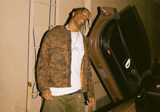 Travis Scott Offers Preview Of Upcoming Nike Air Force 1 Collaboration
