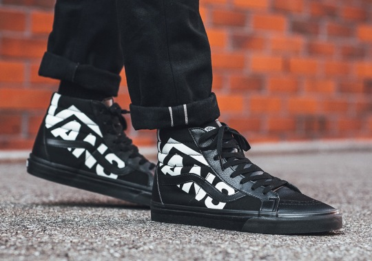 Vans Introduces Four New Designs with Superimposed Lettering