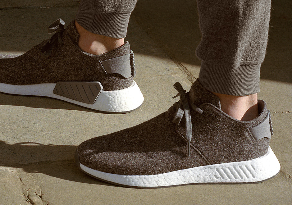 ... wings horns brings its affinity for premium garments and contemporary styling to four adidas Originals footwear silhouettes. On the adidas NMD front, ...