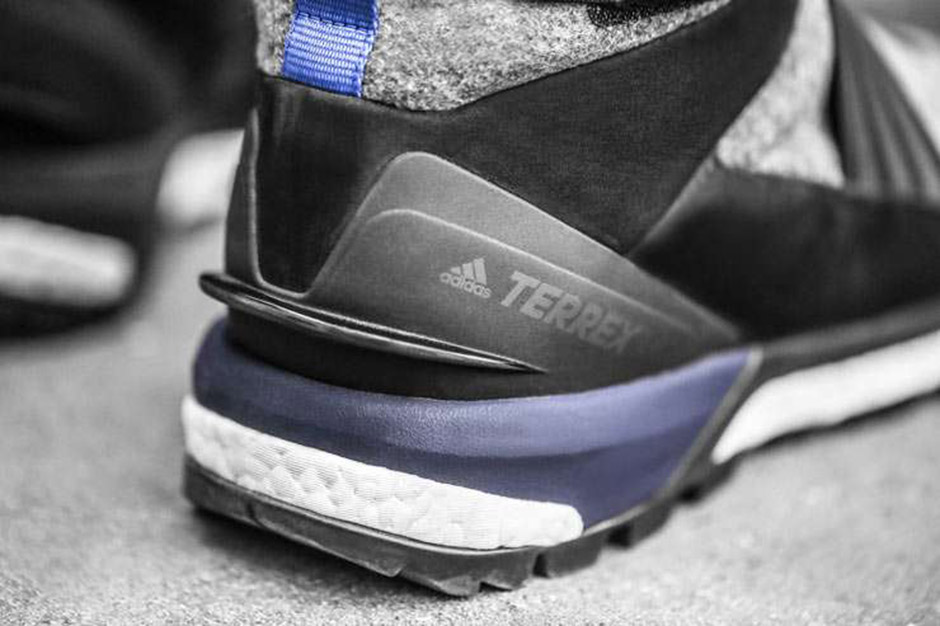 best loved fb468 4e28d Built for winter survival in both urban and mountain environments, the XHIBITION  x adidas Consortium Terrex Tracefinder releases exclusively at adidas ...