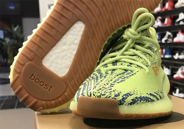 "c95853c1ef1 adidas Yeezy Boost 350 v2 ""Semi Frozen Yellow"" Releases On November 18th"