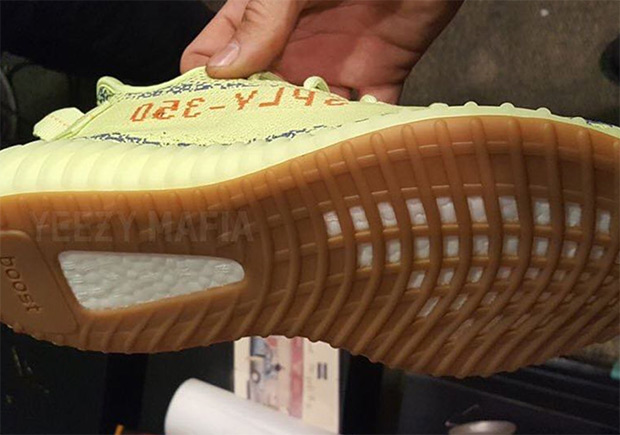 """e1fd575b966 adidas Yeezy Boost 350 v2 """"Semi Frozen Yellow"""" Releases On November 18th"""
