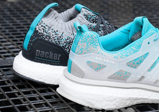 The Packer x Solebox adidas Consortium Sneaker Exchange Drops Worldwide On Saturday