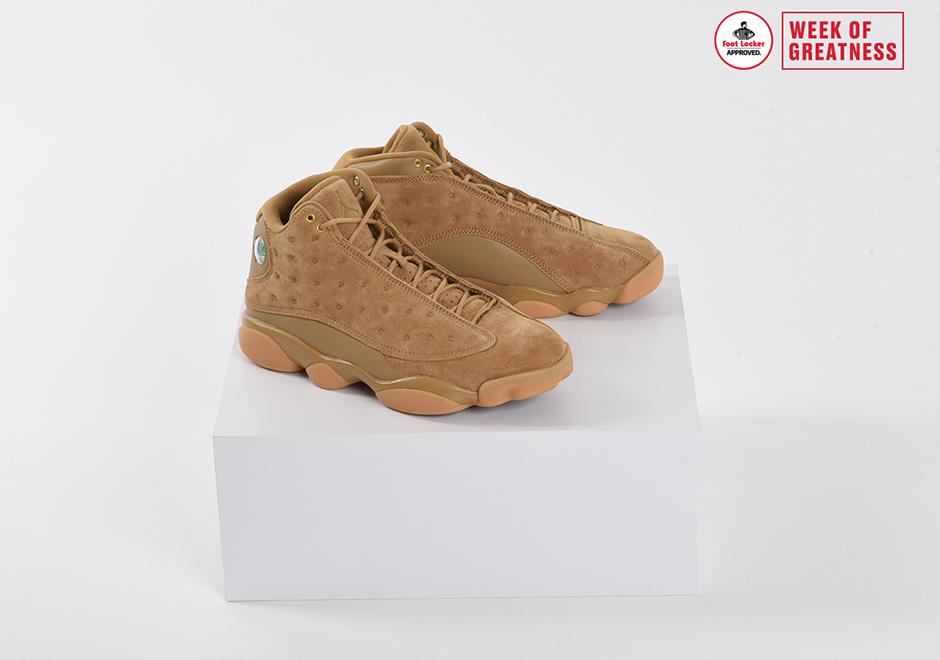 air jordan 13 wheat footlocker