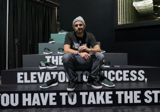 Gary Vaynerchuk Talks About KSWISS Sneaker Collaboration