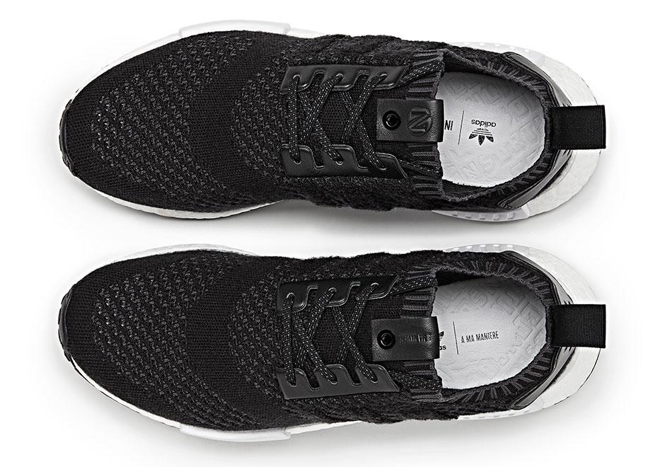 adidas Originals NMD R1 Sz 7 13 Trace Cargo Core Black DS 8