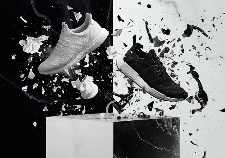0ce52b8858582 A Ma Maniere And Invincible Close Out adidas Consortium Sneaker Exchange  With Ultra Boost   NMD