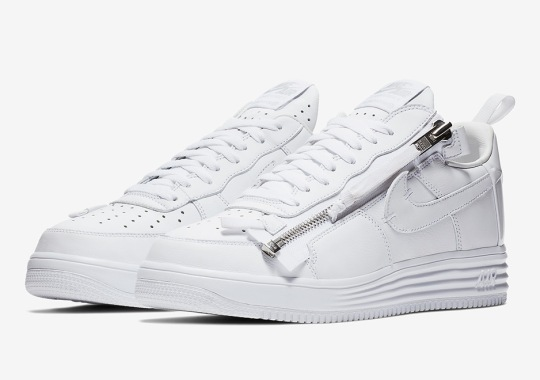 wholesale dealer a7775 1d1e9 The ACRONYM x Nike Lunar Force 1 Releases On December 3rd