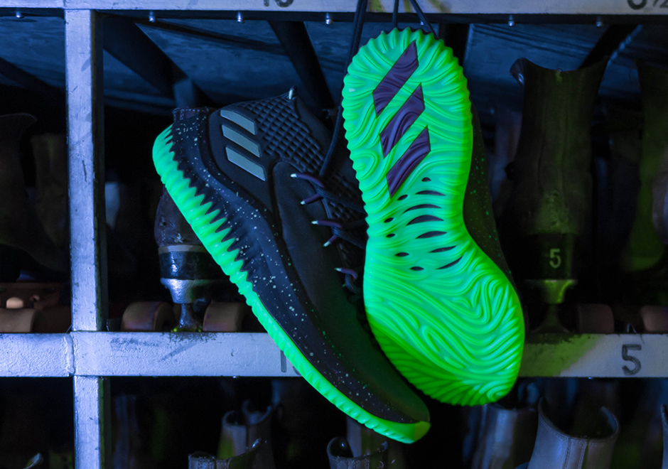 aeb673077b54 adidas Dame 4 Glow In The Park Release Details + Official Photos ...