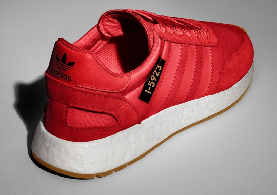 adidas Switch The Name Of The Iniki Boost To The I-5923