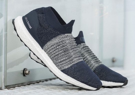 Two More adidas Ultra Boost Laceless Colors Releasing At End Of November