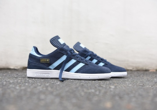 quite nice 71f9c 0e6c7 The adidas Busenitz Pays Its Own Tribute To UNC