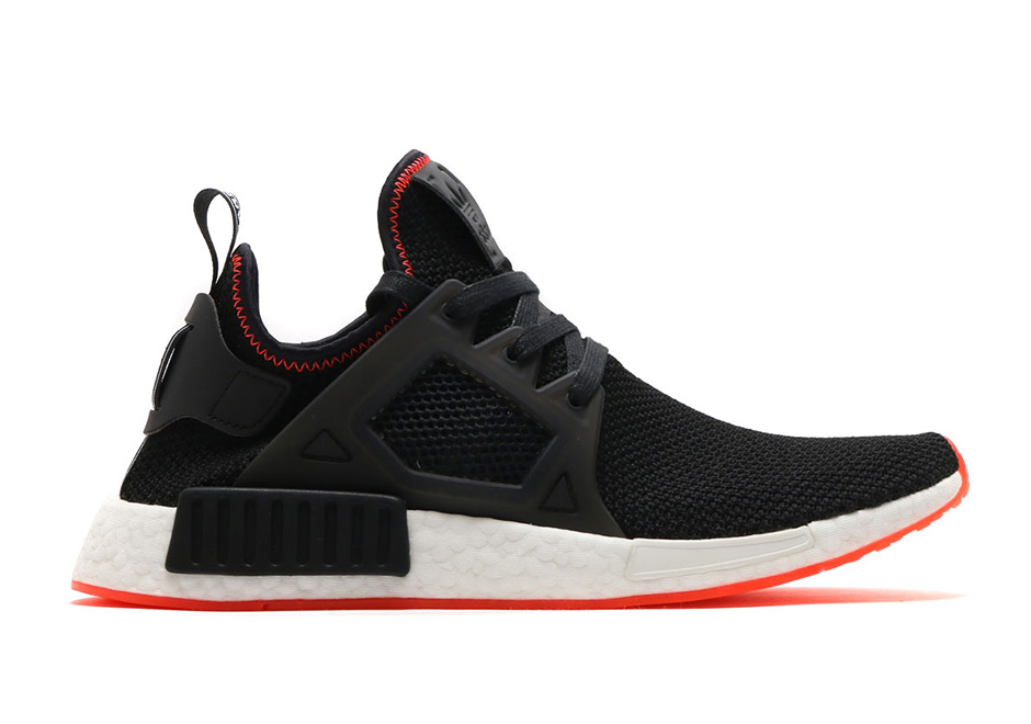 ADIDAS NMD XR1 PK ZEBRA MEN'S WHITE/BLACK/RED
