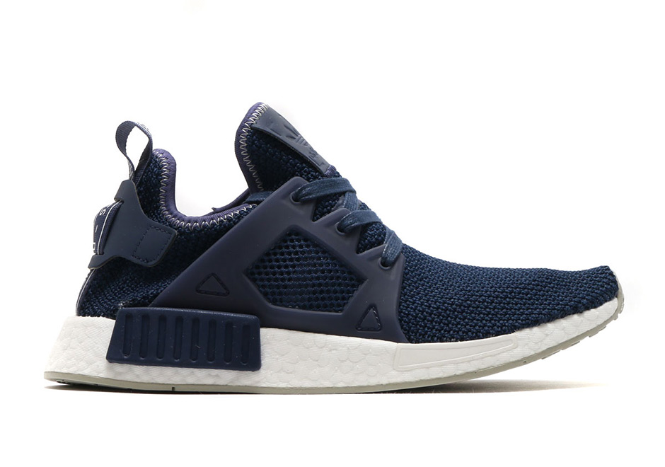 ac71a5a657b40 adidas NMD XR1 WMNS AVAILABLE AT Finish Line  150. Color  Blue Trace  Blue Sesame
