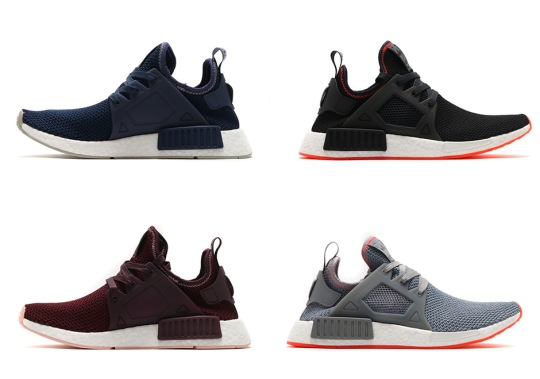 "The adidas NMD XR1 ""Contrast Stitch"" Pack Is Available Now"