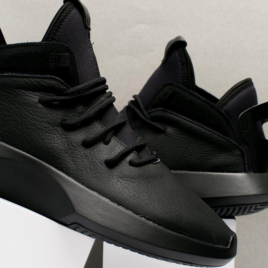 adidas Crazy 1 ADV Black Leather AQ0319