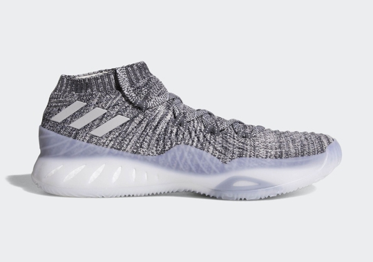 "low priced 36793 72676 adidas Crazy Explosive 2017 Low Coming In ""Oreo"""
