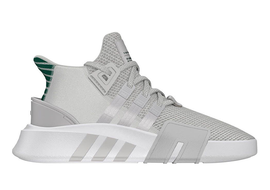 ... to make the not-so-simple move of transitioning a primarily lifestyle model onto the court with the upcoming release of the adidas EQT BASK ADV.