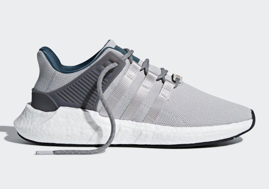 "adidas EQT Boost 93/17 ""Welding Pack"" Introduced In Two Colorways"