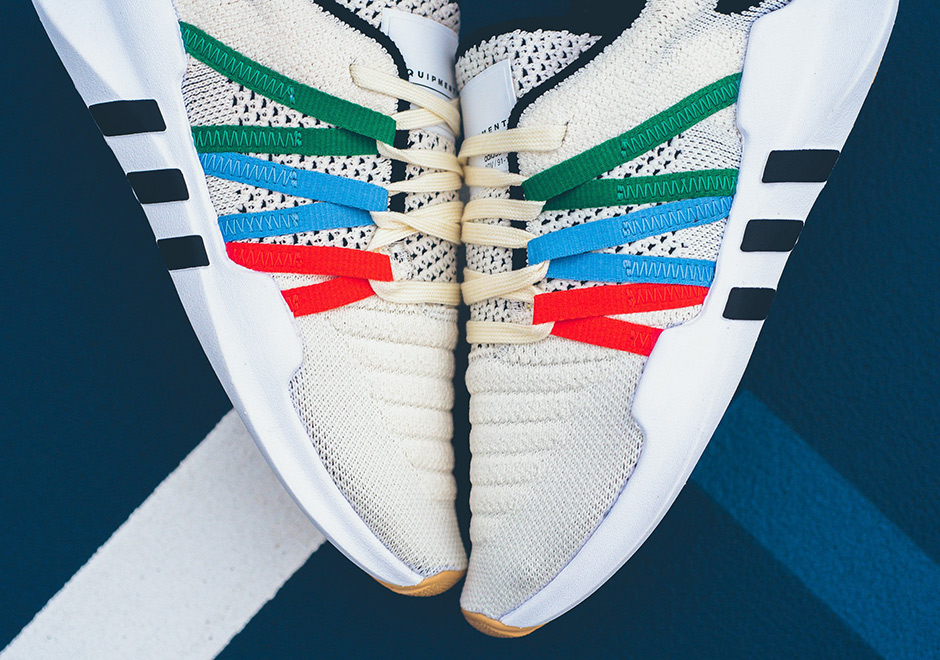 Adidas EQT Cushion ADV Sub Green : Release Reminder Sneakers