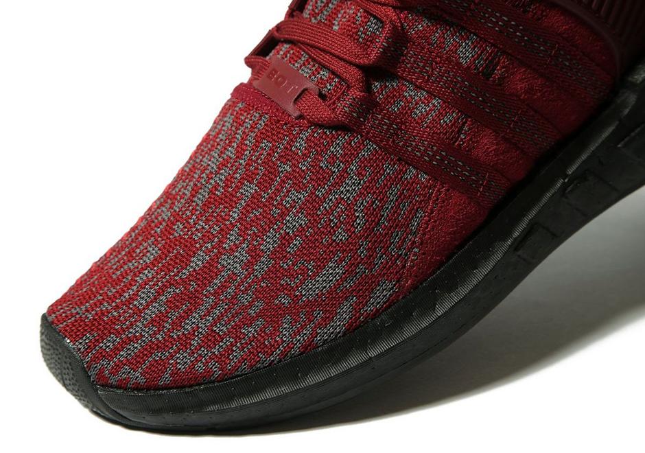 adidas eqt maroon