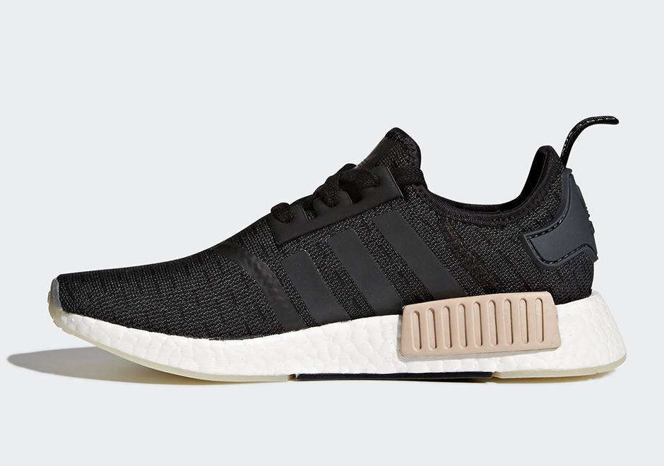 PW HUMAN RACE NMD TR in store release Facebook