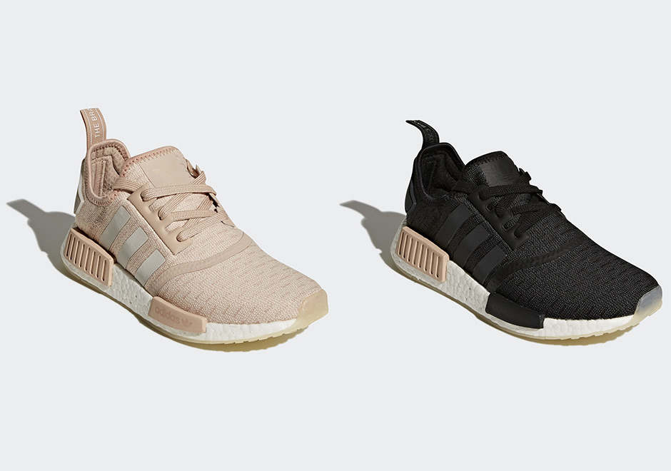 "adidas NMD R1 ""Chalk Pearl"" Pack Releases On November 30th"