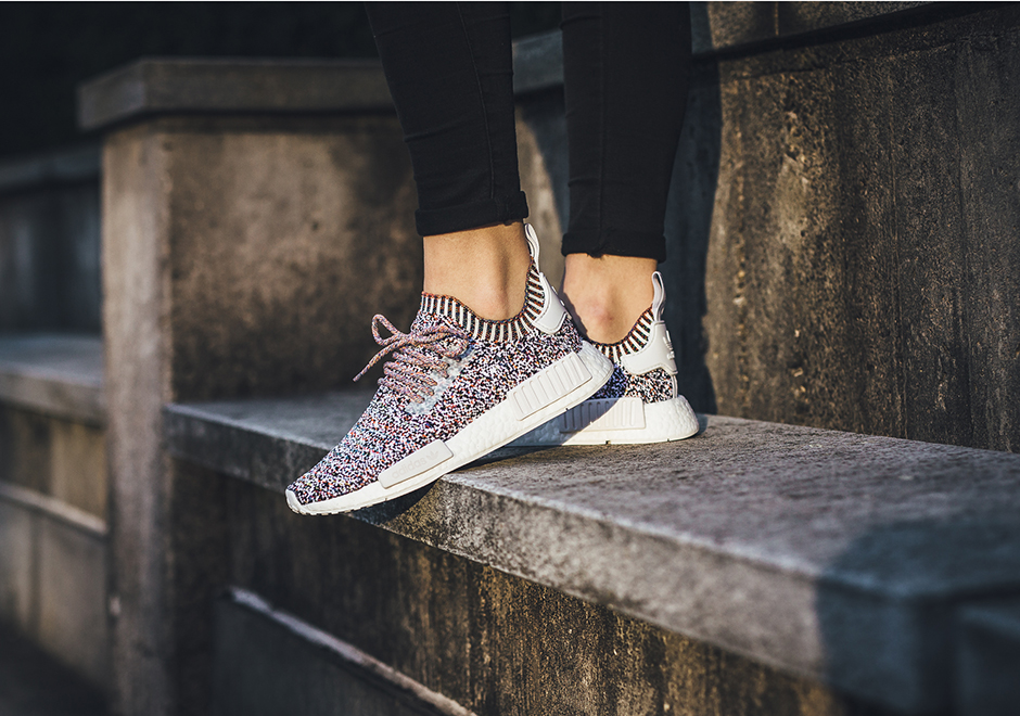 the best attitude 4cca2 86f0b adidas NMD R1 Primeknit Color Static Release Info BW1126 ...