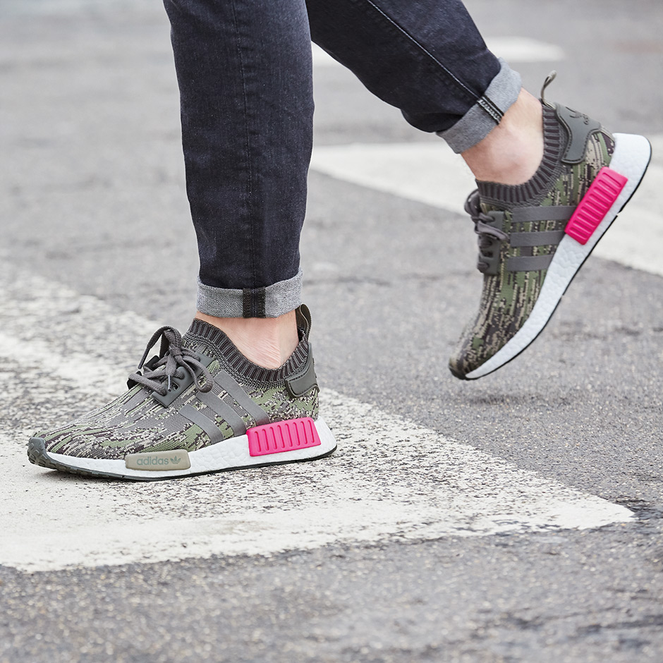pretty nice eb3b8 c5fc0 The NMD R1 is available now at Foot Locker Europe.