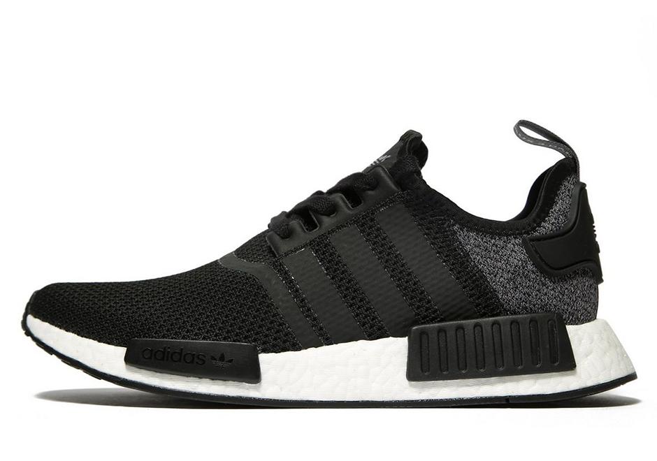 adidas NMD R1 \u201cWool Heel\u201d Arrives In Black And Grey