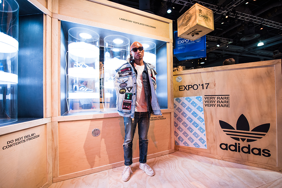 0015f5800 adidas Originals Expo 17 ComplexCon Recap