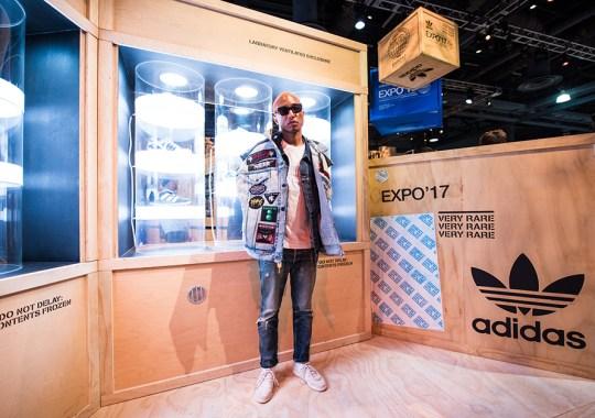 Here's A Recap Of adidas Originals' Expo '17 At Complex Con