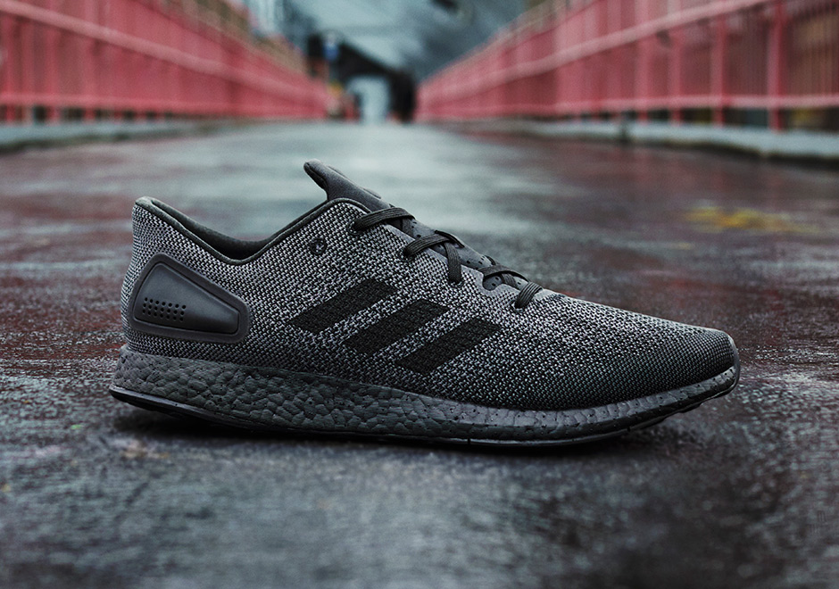 adidas Pure Boost DPR Triple Black Release Date  18fd348ae