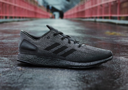 "adidas Set To Drop A Pure Boost DPR ""Triple Black"" In December"
