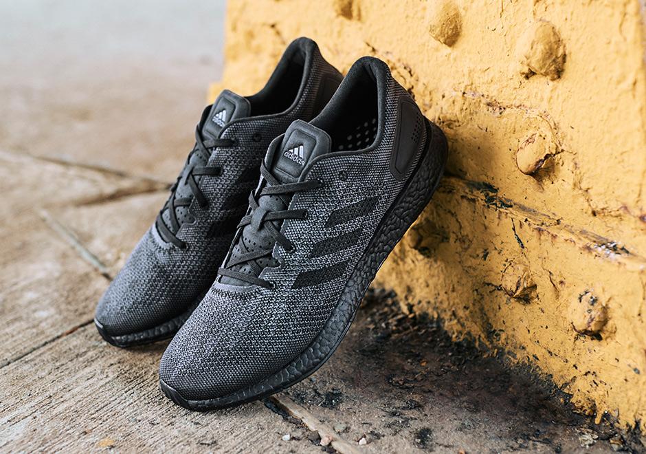 Adidas Pureboost Dpr Ltd Triple Noir zlEuBv0