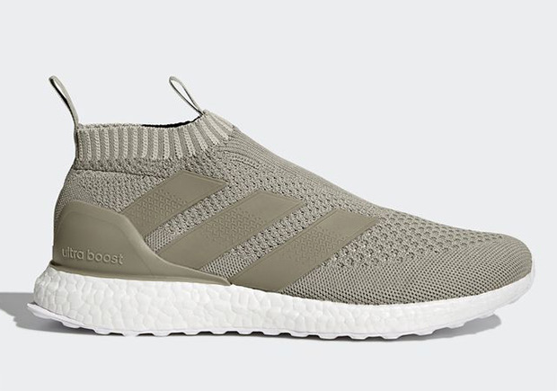 adidas Ultra Boost ACE16+ Pure Control Clear Brown CG3655 | SneakerNews.com